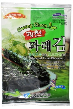 ROASTED GREEN LAVER [25g*3]*12