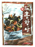 MUSSEL WHOLE COOKED BLUE 2lb*10